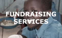 Fundraising services
